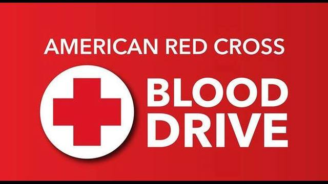 Red Cross blood drive a huge success!